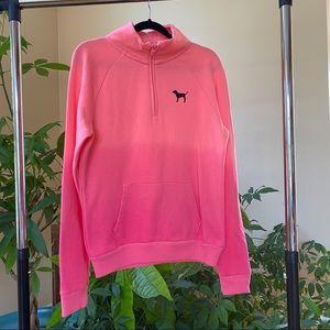PINK Victoria's Secret Ombré Pullover Sweatshirt